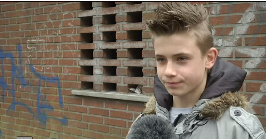 Christofer 14 Aus Male Zeigt Mut I Am Jonny Verein Für Ein